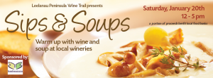 Sips and Soups @ Rove Estate Vineyard & Winery | Traverse City | Michigan | United States