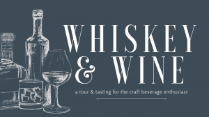 Whiskey & Wine - a tour and tasting experience @ Rove Estate Vineyard & Winery